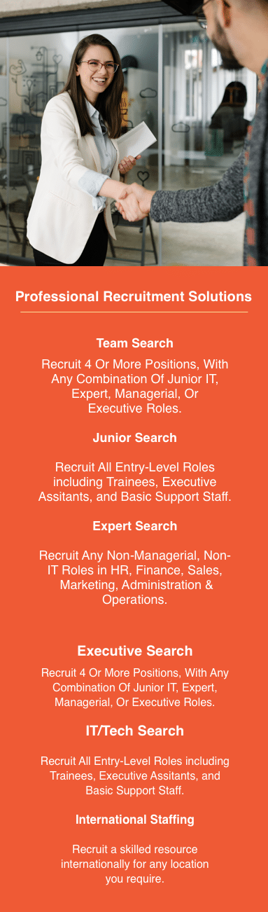 Recruitment Solutions Image